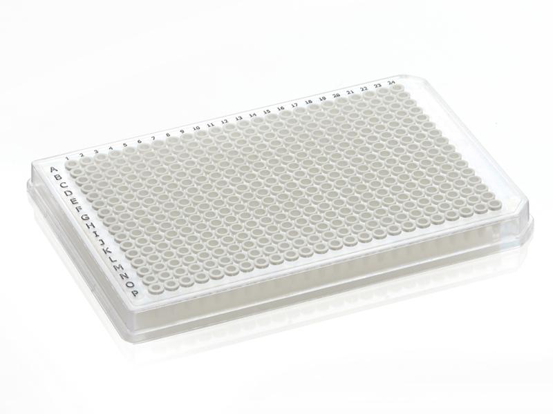 FrameStar® 384 Well Skirted PCR Plate, Roche Style