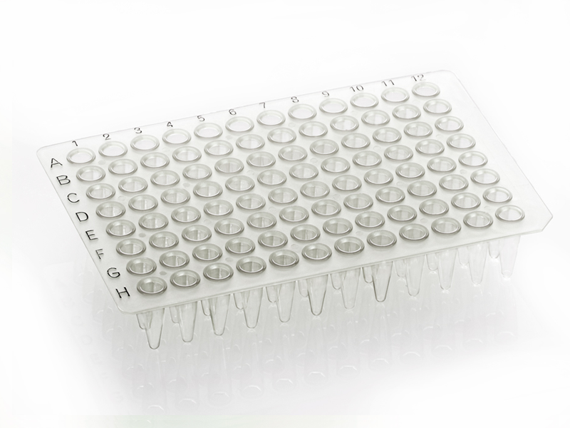 96 Well Non-Skirted PCR Plate
