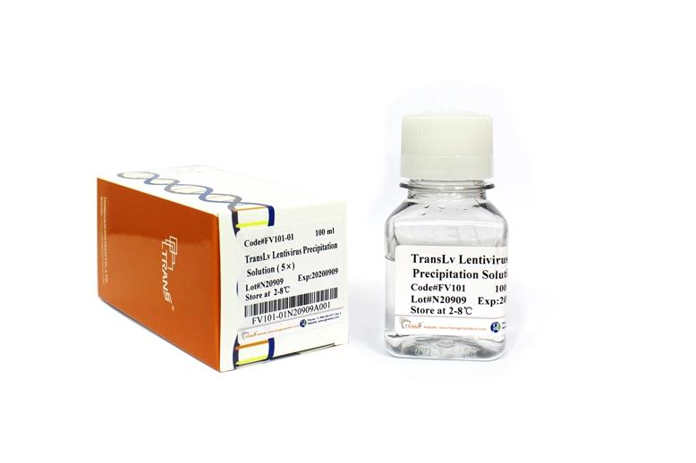TransLv™ Lentivirus Precipitation Solution (5×)