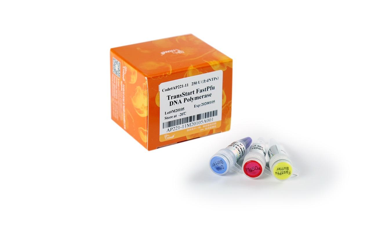 TransStart® FastPfu DNA Polymerase